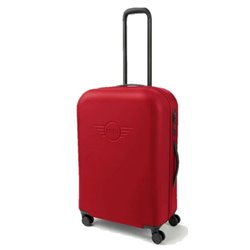 Valise MINI Trolley 76L (Rouge)