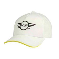 Casquette Logo MINI (Blanc)