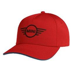 Casquette Logo MINI (Rouge)