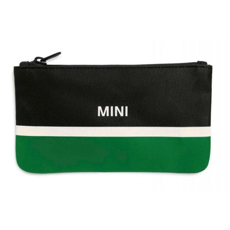 Petite pochette MINI tricolore