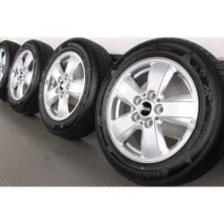 Packs roues hiver style 492 - Jantes Heli spoke pour MINI F55 F56 F57