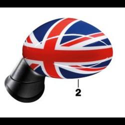 Cache de rétroviseur droit (Union Jack) MINI