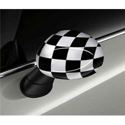 Cache de rétroviseur droit (Checkered) MINI