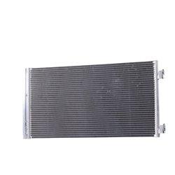 Condenseur de climatiseur avec sècheur MINI R55, R56, R57, R58, R59