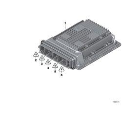 Boîtier de base DME MINI Cooper R50 R52 R53