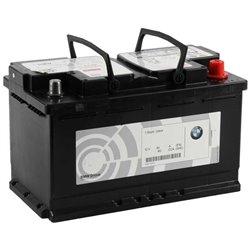 Batterie AGM d'origine BMW (60 AH) MINI