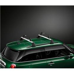 Barres de toit  verrouillable pour MINI F56 et F55 (avec rails de toit)