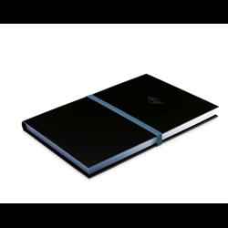 Bloc-notes gris/bleu MINI
