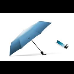 MINI Parapluie pliable Gradient, bleu