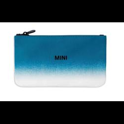 MINI Petite pochette Gradient, bleu, 20 x 11 cm