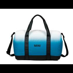 MINI Sac de sport Gradient, bleu, 45 x 25 x 27 cm