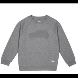 MINI Sweatshirt Enfant 3D Car, gris, 9-10 ans / 140cm