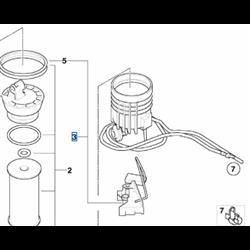 Capteur de niveau (côté au choix) MINI