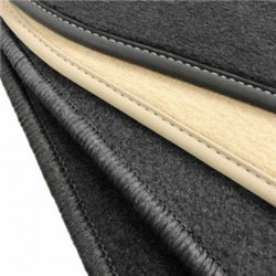 Tapis de sol velours pour MINI Cooper R52