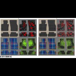 Tapis de sol tous temps (couleur au choix) MINI F55 F56