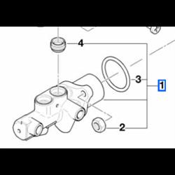 Maitre-cylindre de frein MINI Cooper R50, R52, R53