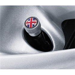 Bouchon de valve MINI Union Jack