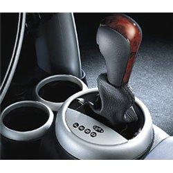 Pommeau de boîte automatique bois précieux pour MINI One, Cooper (R50), MINI Cabriolet (R52), MINI Coupé (R53)