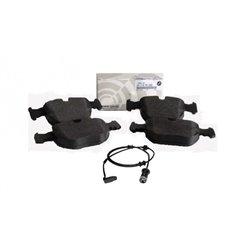Kit plaquettes de frein arrière avec palpeur d'usure pour MINI Cooper, One et Cooper S (R50 et R53), Mini Cabrio (R52)