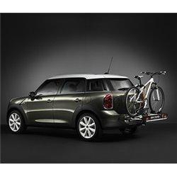 Porte-vélos pour dispositif d'attelage MINI Countryman et MINI Paceman