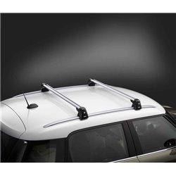 Barres de toit  verrouillables pour MINI Countryman R60