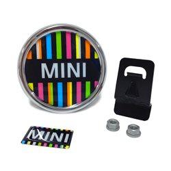 Emblème officiel multicolor MINI RAY