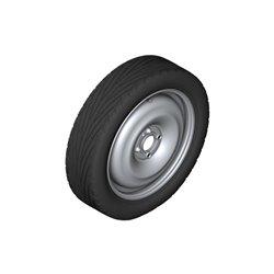 """Kit roue de secours type """"galette"""" avec pneu pour MINI"""