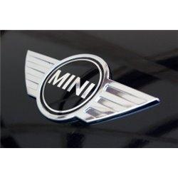 Logo de coffre pour MINI