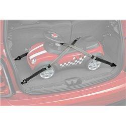 Sangles pour coffre à bagages pour MINI F56 (3 portes) MINI F55 (5 portes) MINI Clubman F54