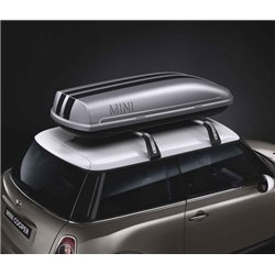 Coffre de toit 320L gris pour MINI (tous modèles)