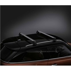 Barres de toit  verrouillable pour MINI Paceman R61