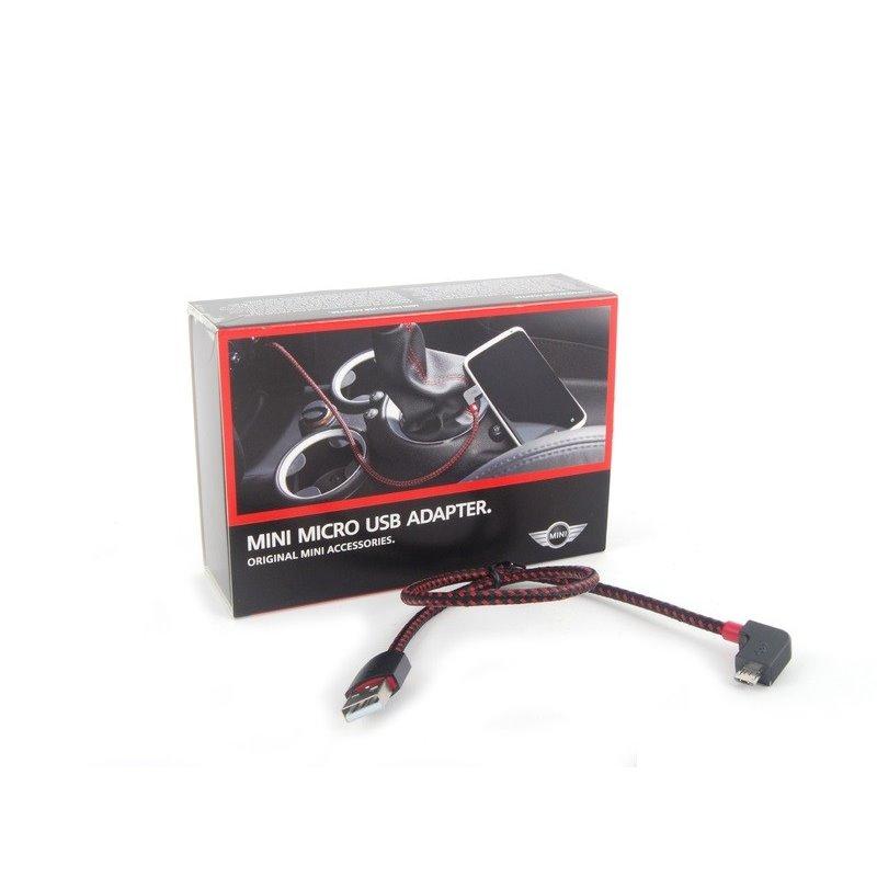Adaptateur Micro USB pour appareils Samsung pour MINI F56 F55 F54