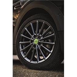 Cache-moyeu Vert pour Nouvelles MINI F54 F55 F56 F60