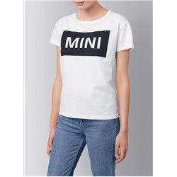 T-SHIRT FEMME MONOGRAMME MINI