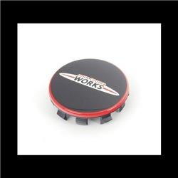 Chapeau de moyeu fixe JCW pour MINI F54 F55 F56 F60